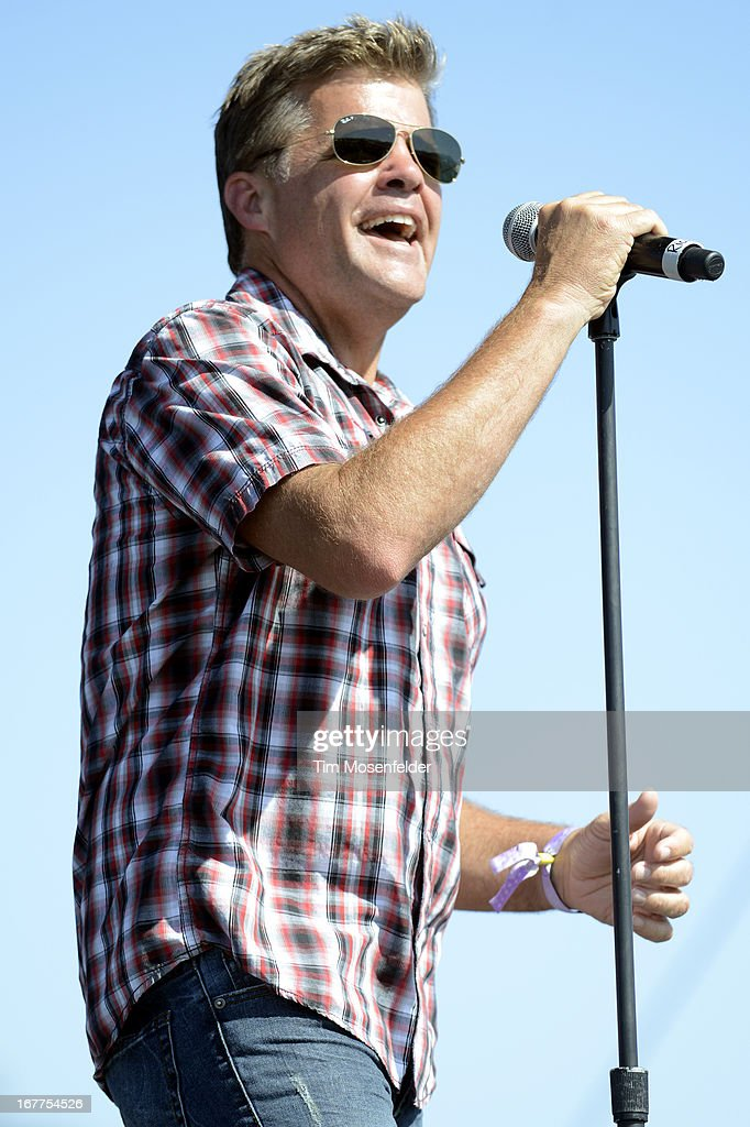 <a gi-track='captionPersonalityLinkClicked' href=/galleries/search?phrase=Richie+McDonald&family=editorial&specificpeople=224657 ng-click='$event.stopPropagation()'>Richie McDonald</a> of Lonestar performs as part of the Stagecoach Music Festival at the Empire Polo Grounds on April 28, 2013 in Indio, California.