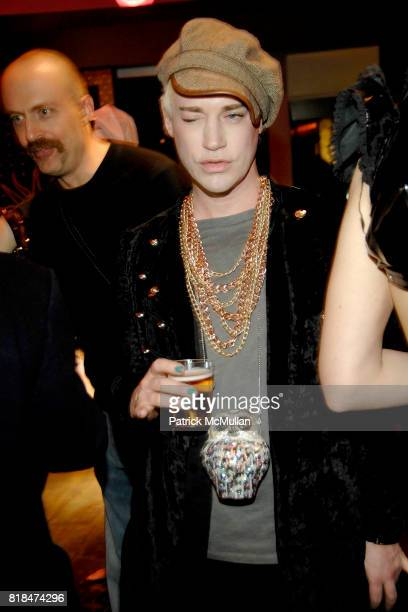 Richie Rich attends SUSANNE BARTCH and DAVID BARTON host the Launch of REEM at David Barton Gym on January 22 2010 in New York City