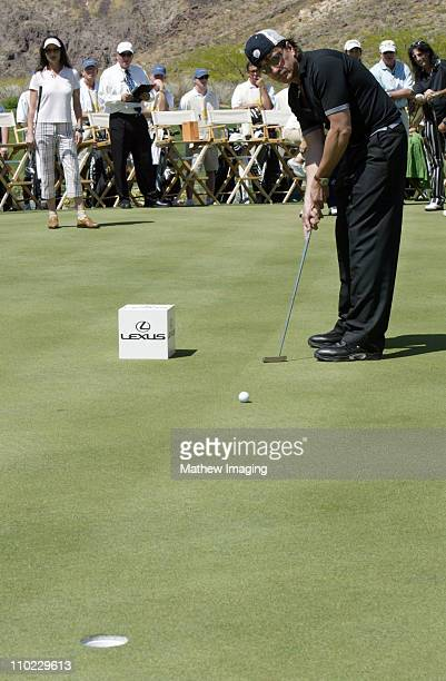 Richie Sambora during The 7th Annual Michael Douglas Friends Celebrity Golf Tournament Presented by Lexus at Cascata Golf Course in Las Vegas Nevada...