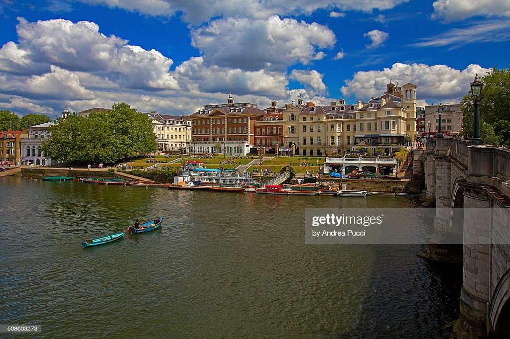 Richmond London : Foto de stock