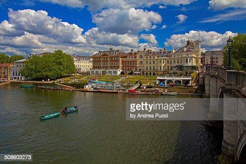 Richmond London : Stock Photo
