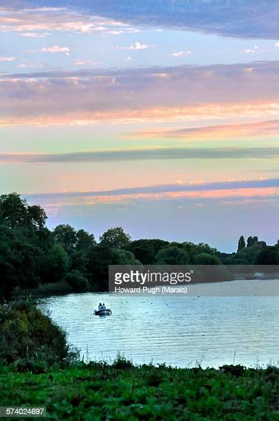 Richmond Upon Thames. Petersham Common Riverside