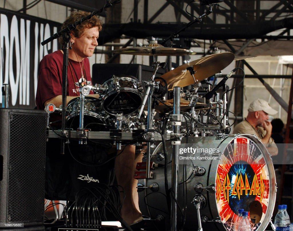 LIVE 8 - Philadelphia - Rehearsals