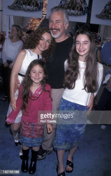 Rick Baker and family at the World Premiere of 'AtlantisThe Lost Empire' El Capitan Theater Hollywood