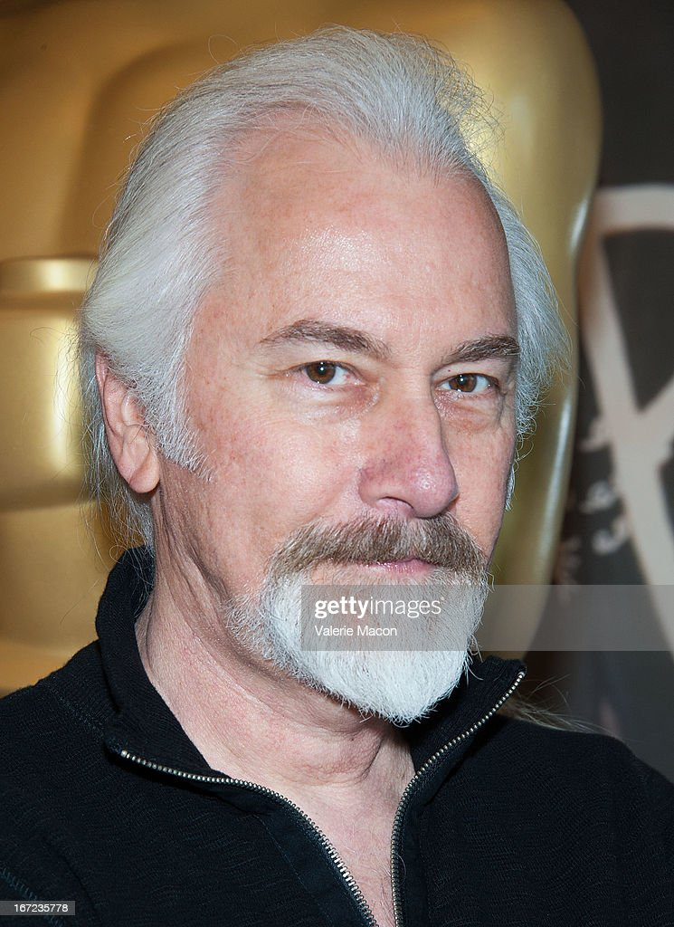 Rick Baker attends The Academy Of Motion Picture Arts And Sciences' VFX Convergence: Blending Makeup With Digital Arts In Film at Linwood Dunn Theater at the Pickford Center for Motion Study on April 22, 2013 in Hollywood, California.