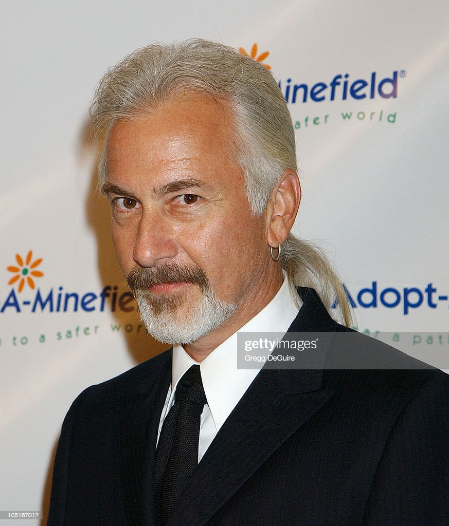 <a gi-track='captionPersonalityLinkClicked' href=/galleries/search?phrase=Rick+Baker&family=editorial&specificpeople=540260 ng-click='$event.stopPropagation()'>Rick Baker</a> during The 3rd Annual Adopt-A-Minefield Benefit Gala at Beverly Hilton Hotel in Beverly Hills, California, United States.