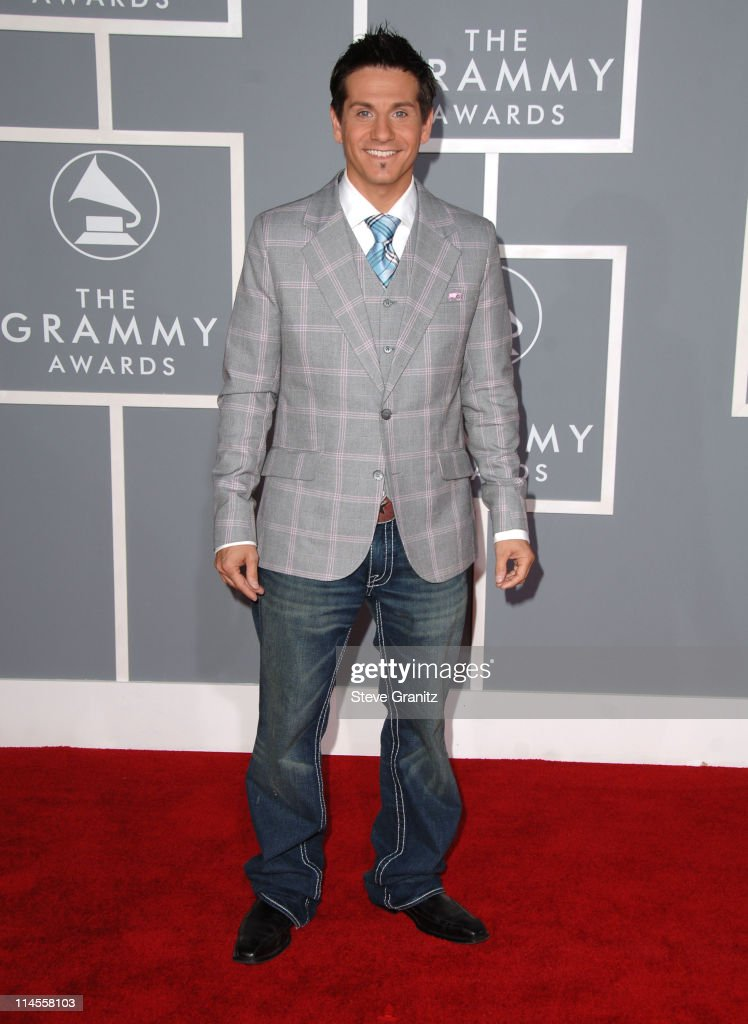 Rick Campanelli during The 49th Annual GRAMMY Awards - Arrivals at Staples Center in Los Angeles, California, United States.