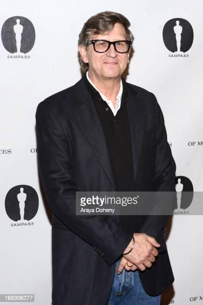 Rick Carter attends The Academy Spotlights VFX GameChangers 'Jurassic Park 3D' at AMPAS Samuel Goldwyn Theater on April 2 2013 in Beverly Hills...