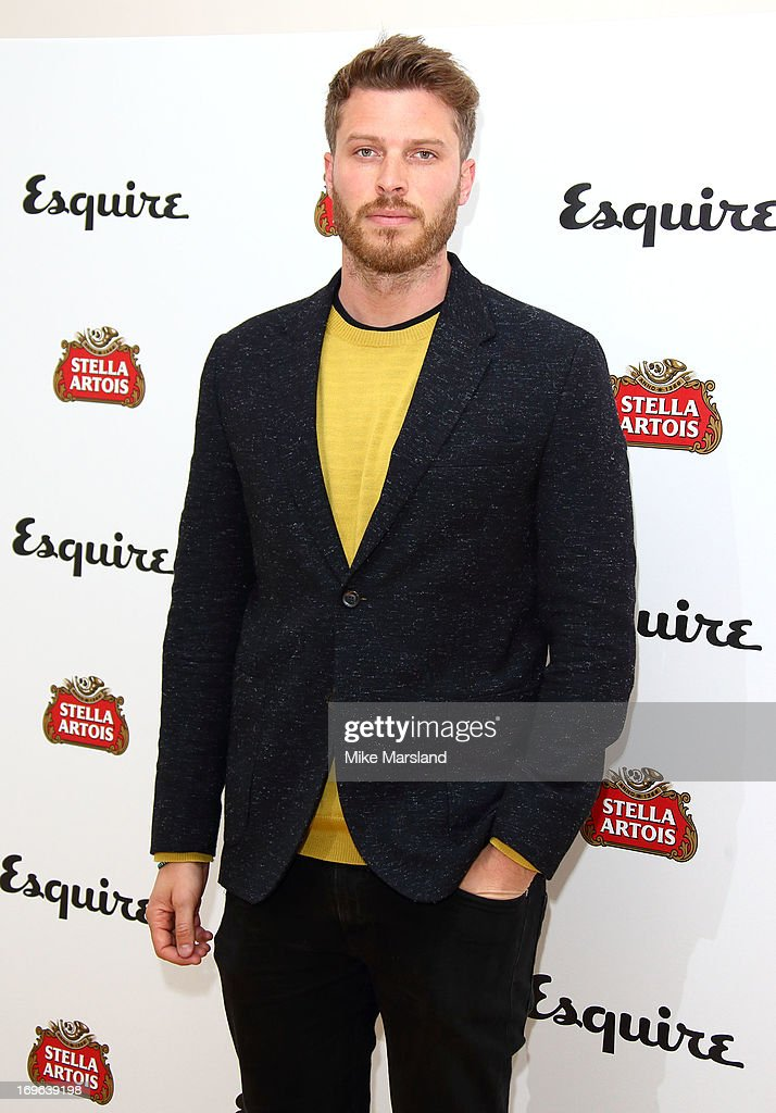 Rick Edwards attends Esquire magazine's summer party at Somerset House on May 29, 2013 in London, England.