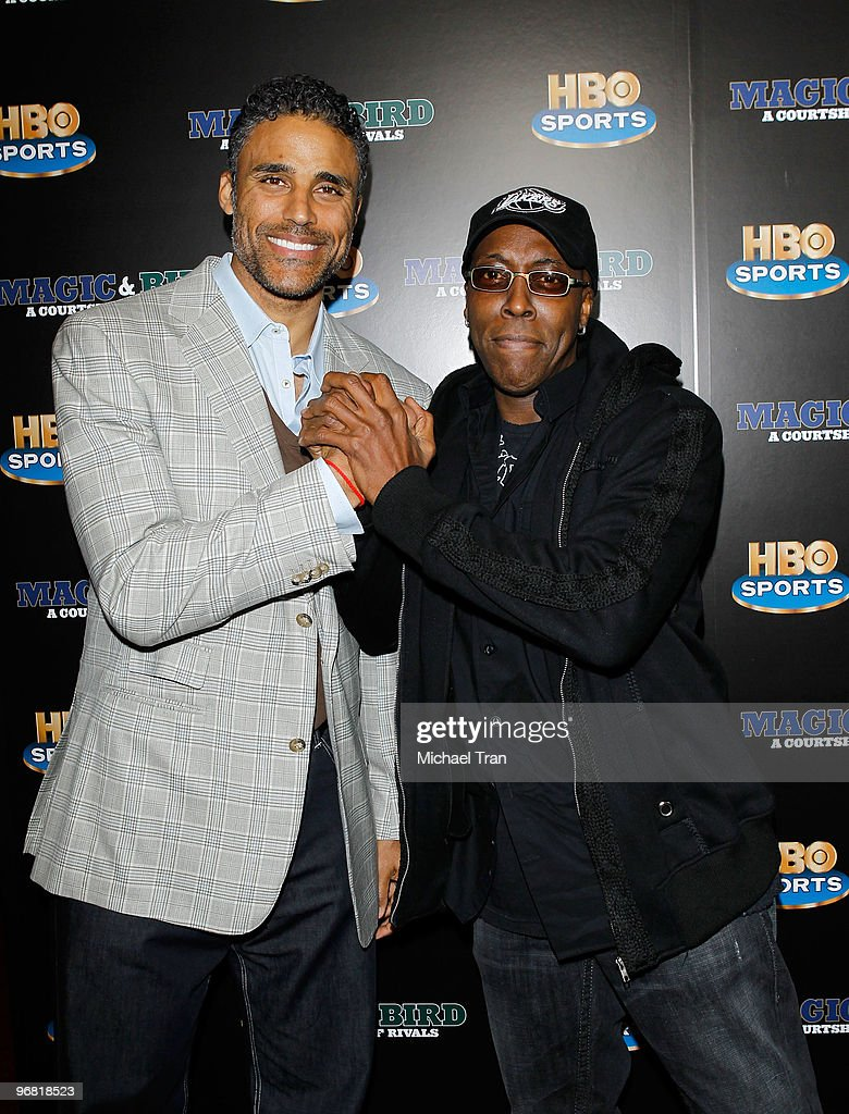 "HBO's ""Magic And Bird: A Courtship Of Rivals"" - Los Angeles Premiere"