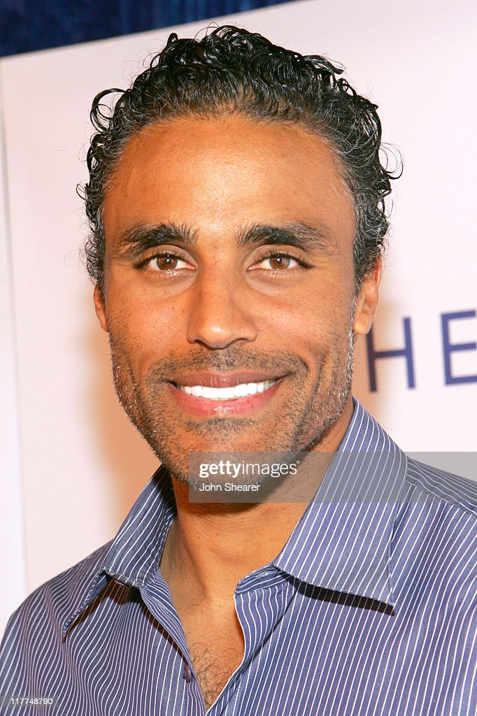 Rick Fox during The Chelsea Football Club, Adidas and the William Morris Agency Host 'The Hit The Ground Running' Party at Skybar in Los Angeles, California, United States. (Photo by John Shearer/WireImage for William Morris Agency ( WMA ))