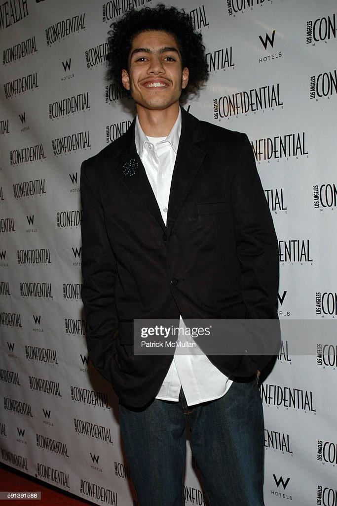 Rick Gonzales attends Los Angeles Confidential Magazine Pre Oscar Bash Celebrates Cover Boy Jamie Foxx sponsored by Godiva at the W Hotel Los...