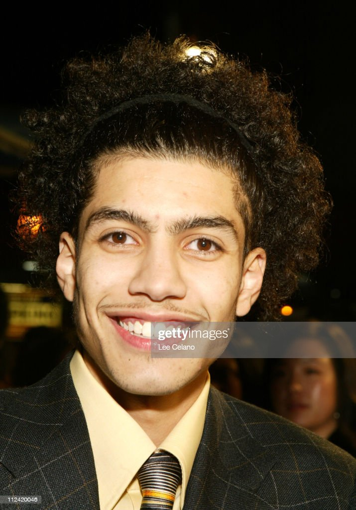 Rick Gonzalez during 'Coach Carter' Los Angeles Premiere - Red Carpet at Grauman's Chinese Theatre in Hollywood, California, United States.