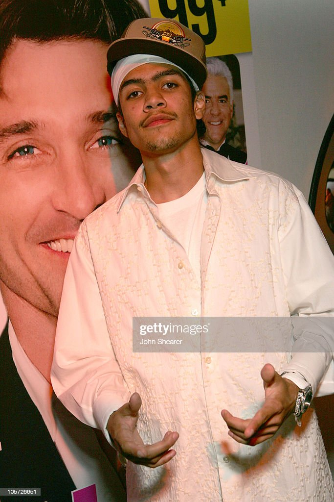 Rick Gonzalez during The 57th Annual Emmy Awards - TV Guide and Inside TV After Party - Inside at Hollywood Roosevelt Hotel in Hollywood, California, United States.