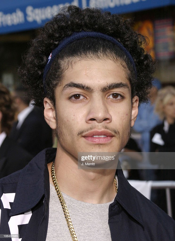 Rick Gonzalez during 'The Chronicles Of Riddick' World Premiere - Arrivals at Universal Amphitheatre in Universal City, California, United States.