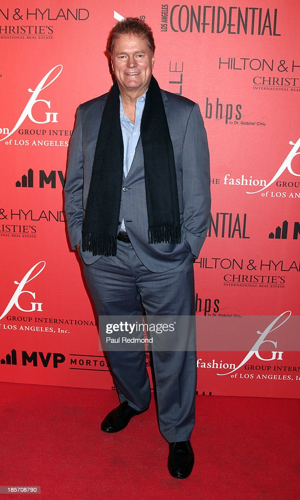 <a gi-track='captionPersonalityLinkClicked' href=/galleries/search?phrase=Rick+Hilton&family=editorial&specificpeople=207176 ng-click='$event.stopPropagation()'>Rick Hilton</a> arrives at FGILA's 5th Annual Designer & The Muse hosted by Kathy Hilton at Mr. C Beverly Hills on October 23, 2013 in Beverly Hills, California.