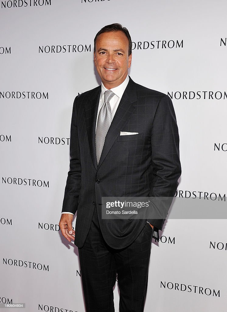 Rick J. Caruso attends Nordstrom store opening gala at The Americana at Brand on September 17, 2013 in Glendale, California.