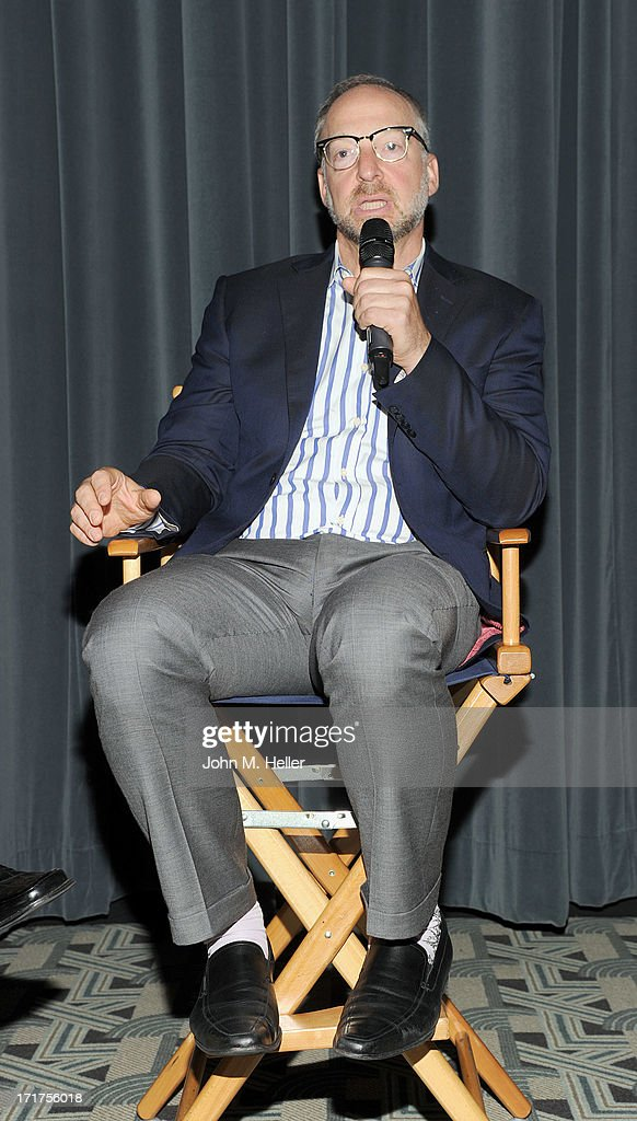 Rick Jacobs Founder of the Courage Campaign attends the screening of 'Gods and Gays' a documentary by Lisa Ling at the Carey Grant Theatre at the Sony Pictures Studios on June 27, 2013 in Culver City, California.