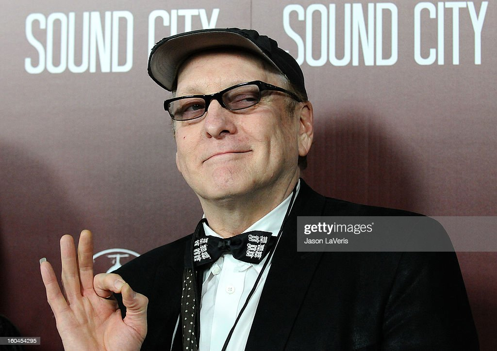 Rick Nielsen of Cheap Trick attends the premiere of 'Sound City' at ArcLight Cinemas Cinerama Dome on January 31, 2013 in Hollywood, California.
