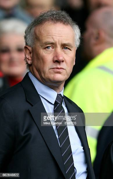 Rick Parry Liverpool Chief Executive