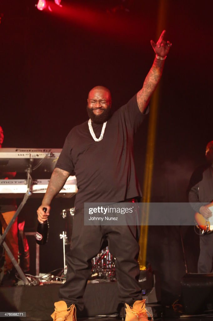 <a gi-track='captionPersonalityLinkClicked' href=/galleries/search?phrase=Rick+Ross+-+Rapper&family=editorial&specificpeople=11492924 ng-click='$event.stopPropagation()'>Rick Ross</a> performs at Best Buy Theater on March 3, 2014, in New York City.