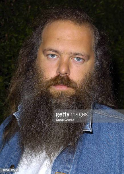 Rick Rubin during Chrysalis Third Annual Butterfly Ball Will Raise Money to Help Economically Disadvantaged and Homeless Find Jobs at Private House...