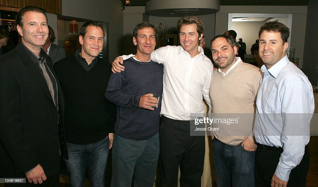 Rick Sands Dreamworks Brian Robbins Producer Mike Tollin Producer John Gatnis Director Adam Goodman Head of Production Dreamworks and David Beausaire