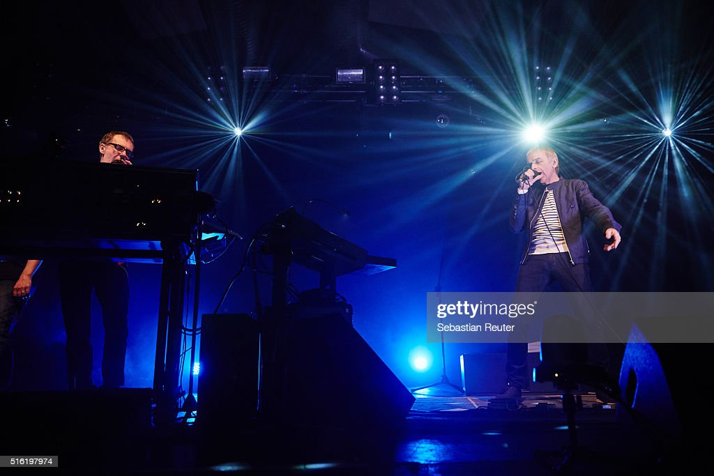 Underworld Perform In Berlin