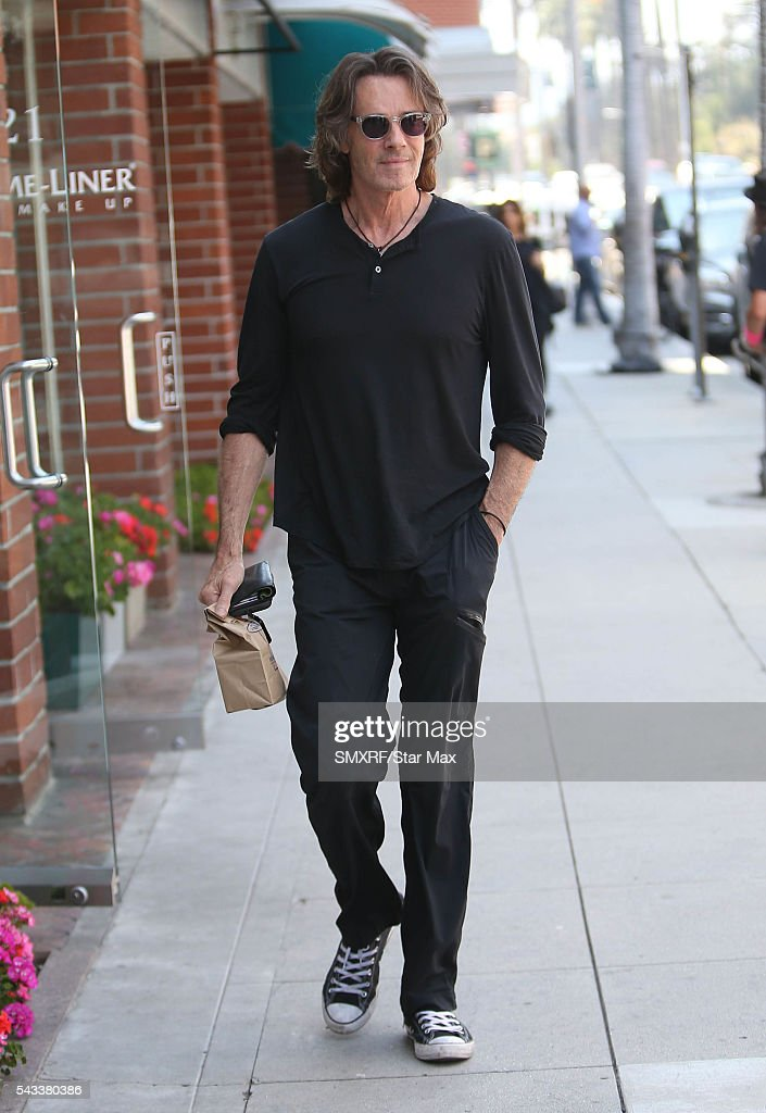 <a gi-track='captionPersonalityLinkClicked' href=/galleries/search?phrase=Rick+Springfield&family=editorial&specificpeople=242775 ng-click='$event.stopPropagation()'>Rick Springfield</a> is seen on June 27, 2016 in Los Angeles, California.