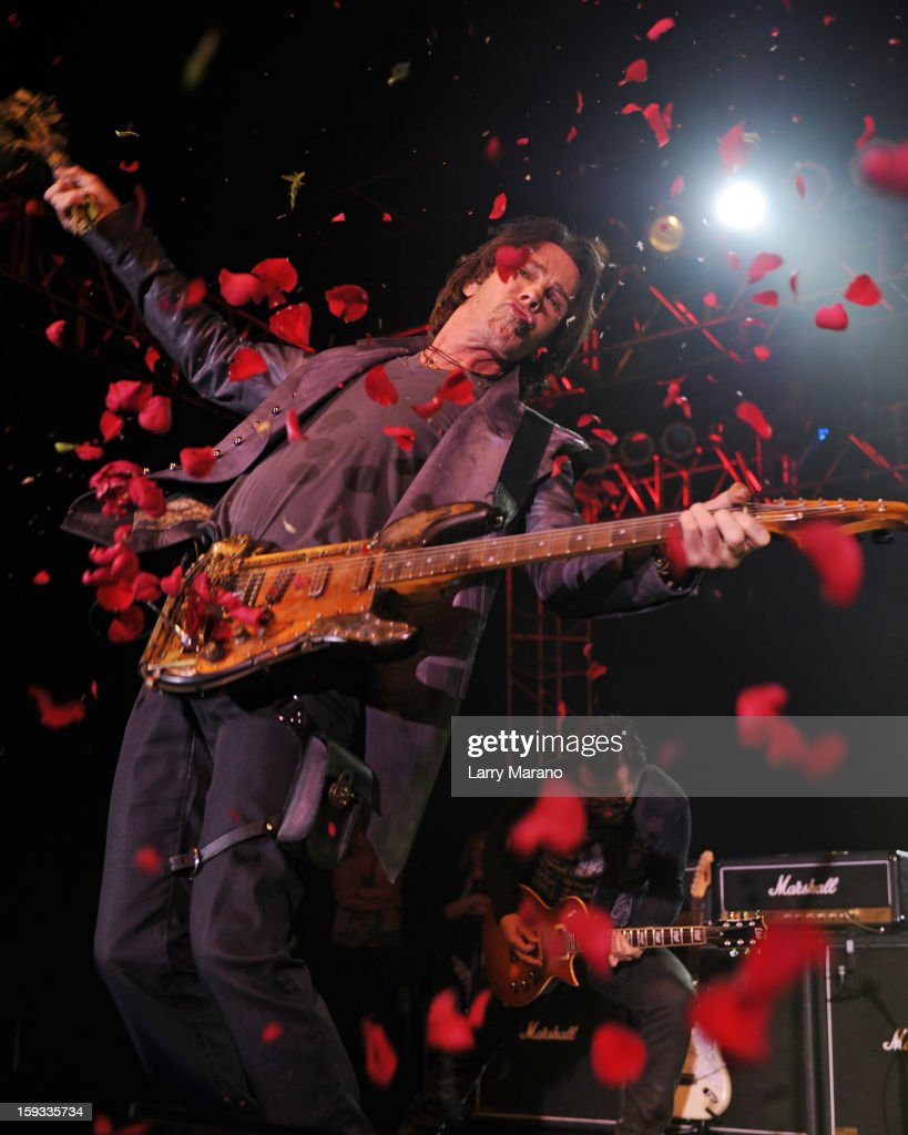<a gi-track='captionPersonalityLinkClicked' href=/galleries/search?phrase=Rick+Springfield&family=editorial&specificpeople=242775 ng-click='$event.stopPropagation()'>Rick Springfield</a> performs at Seminole Casino Coconut Creek on January 11, 2013 in Coconut Creek, Florida.