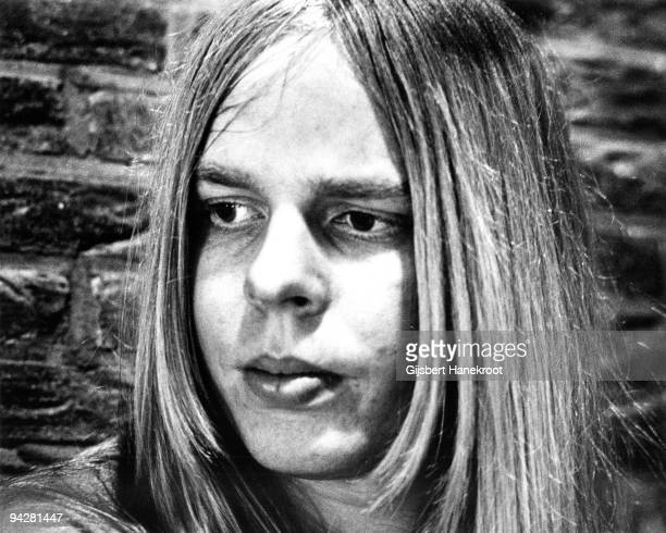 Rick Wakeman of Yes is interviewed on January 23rd 1972 in Rotterdam Netherlands