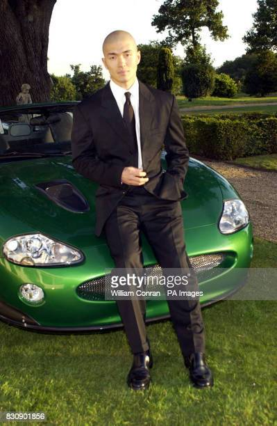 Rick Yune attending the 007 James Bond Celebrity Golf Classic and Gala Dinner celebrating 40 years since Dr No and to raise money for the Ian Fleming...
