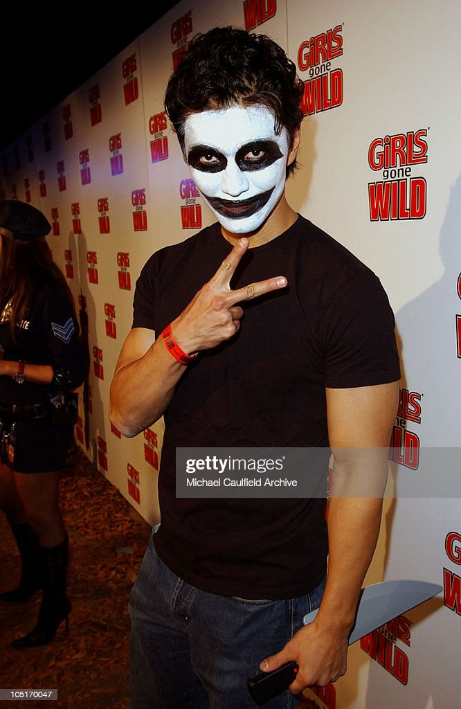 Rick Yune during Girls Gone. & Rick Yune during Girls Gone Wild Elegant Sin Halloween Party Inside ...