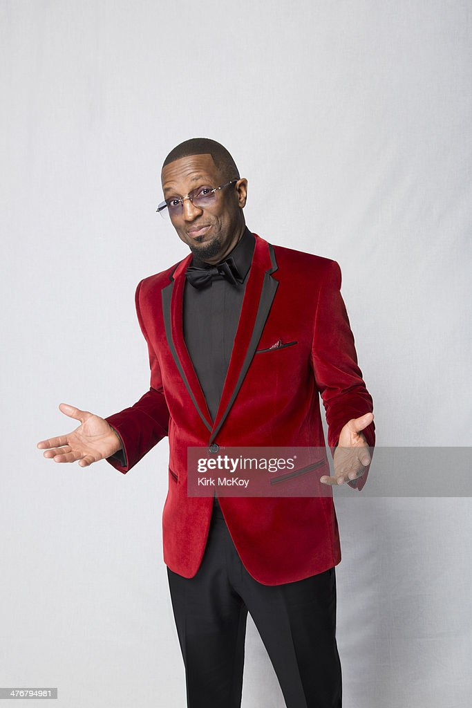 Rickey Smiley is photographed for Los Angeles Times on February 24, 2014 in Los Angeles, California. PUBLISHED IMAGE.