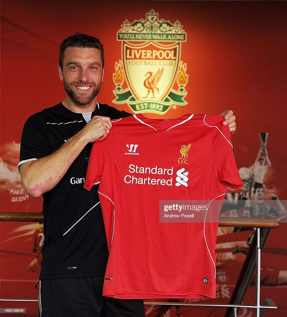 Liverpool Sign Rickie Lambert
