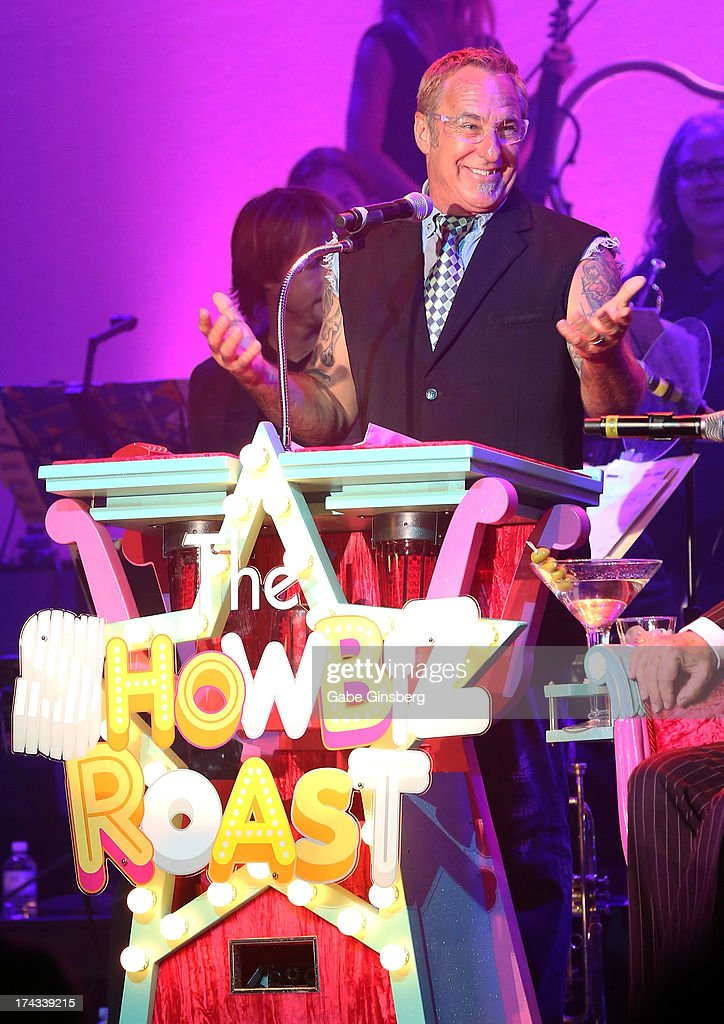 Rick's Restoration owner and television personality Rick Dale speaks at the 'Showbiz Roast of Oscar Goodman' at the Stratosphere Casino Hotel on July 23, 2013 in Las Vegas, Nevada.
