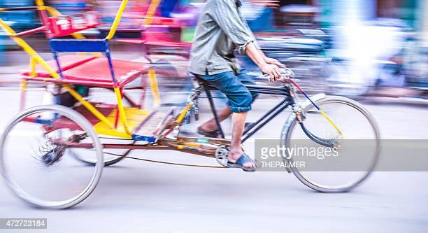 Rickshaw Panning