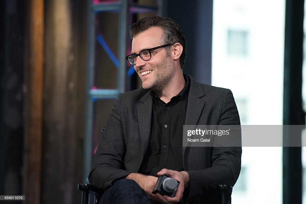Ricky Camilleri attends AOL Build at AOL Studios In New York on May 24, 2016 in New York City.