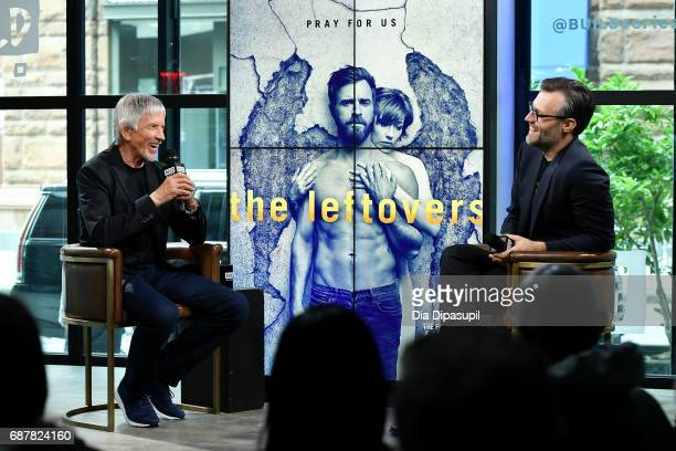 Ricky Camilleri interviews Scott Glenn during his visit to the Build Series to discuss the 'The Leftovers' and Marvel's 'The Defenders' at Build...