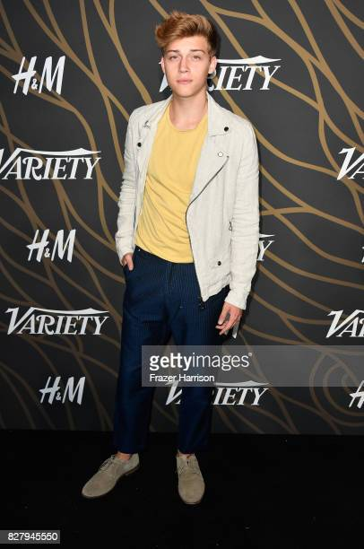 Ricky Garcia attends Variety Power of Young Hollywood at TAO Hollywood on August 8 2017 in Los Angeles California