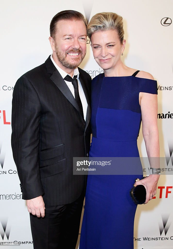 The Weinstein Company & Netflix's 2015 Golden Globes After Party Presented By FIJI Water, Lexus, Laura Mercier And Marie Claire - Red Carpet