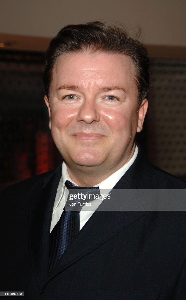 <a gi-track='captionPersonalityLinkClicked' href=/galleries/search?phrase=Ricky+Gervais&family=editorial&specificpeople=209237 ng-click='$event.stopPropagation()'>Ricky Gervais</a> during GQ Men of the Year Awards - Drinks Reception at Royal Opera House in London, Great Britain.