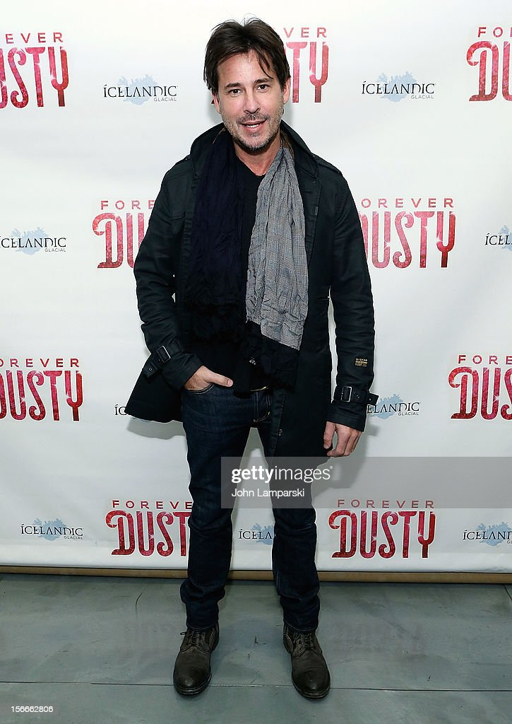 Ricky Goldin attends the 'Forever Dusty' Opening Night at New World Stages on November 18, 2012 in New York City.