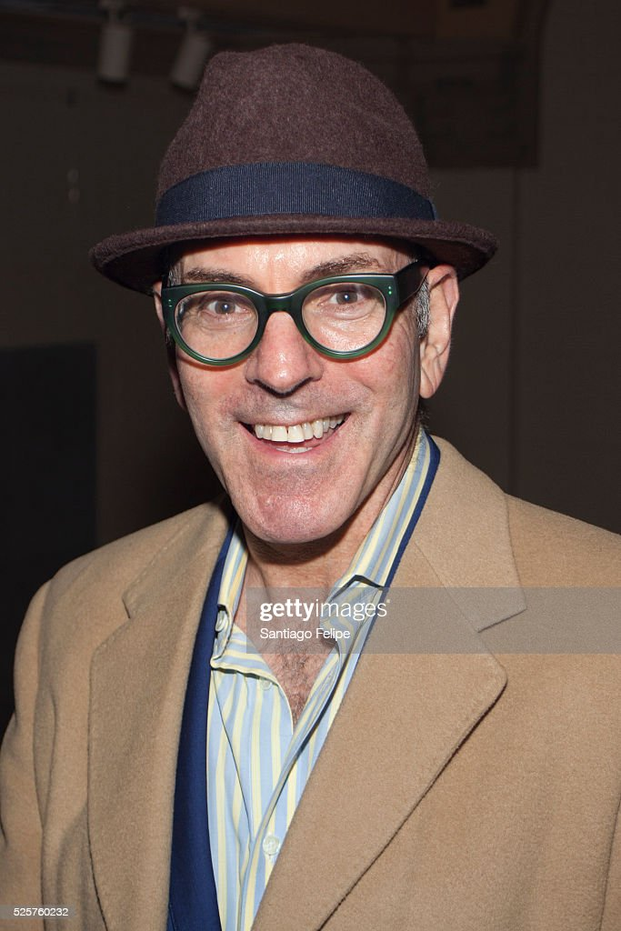 Ricky Ian Gordan attends Master Voices 2016 Spring Benefit And Concert at New York City Center n on April 28 2016 in New York City