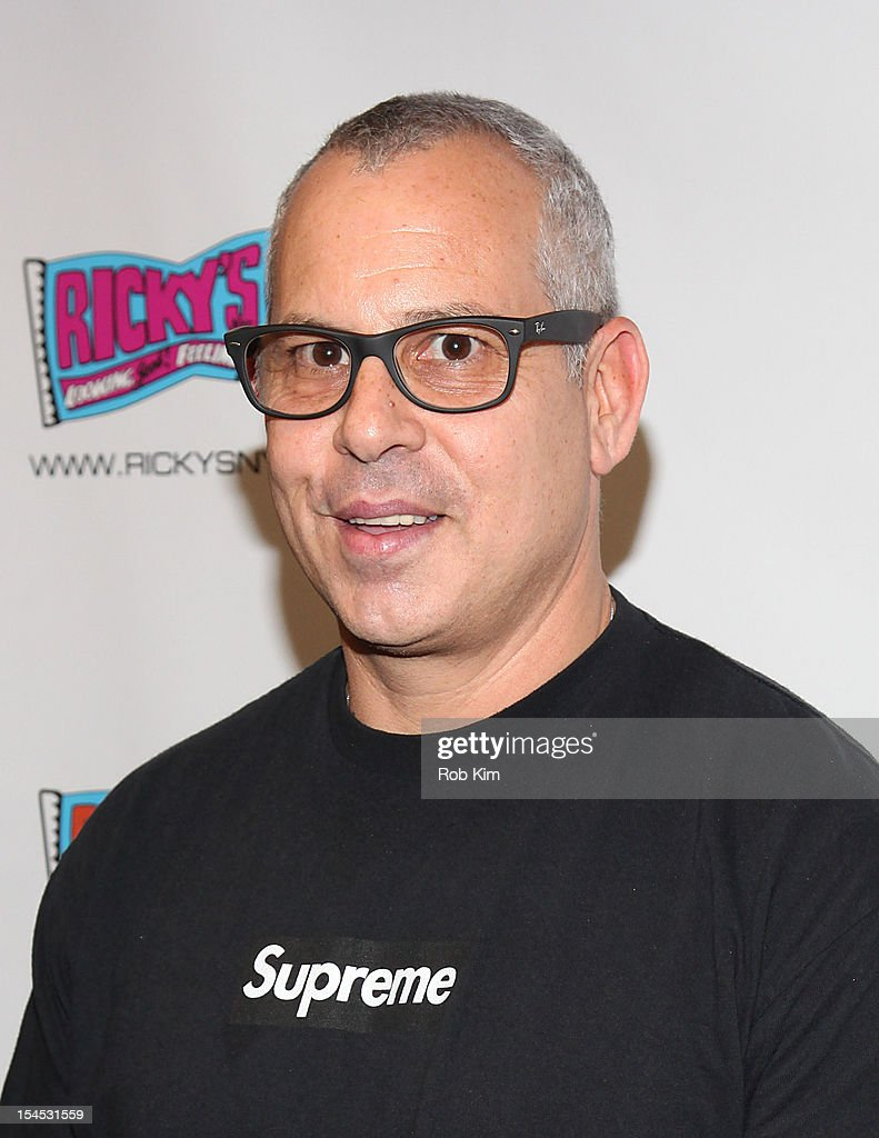 Ricky Kenig, founder of Ricky's attends the 'Celebrity Apprentice All Star' contestant meet & greet at Ricky's Soho on October 21, 2012 in New York City.