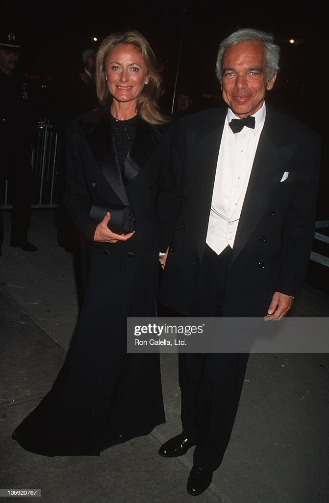 Ricky Low-Beer and <a gi-track='captionPersonalityLinkClicked' href=/galleries/search?phrase=Ralph+Lauren+-+Fashion+Designer&family=editorial&specificpeople=4442108 ng-click='$event.stopPropagation()'>Ralph Lauren</a> during 14th Annual Council of Fashion Designers of America Awards at Lincoln Center in New York City, New York, United States.