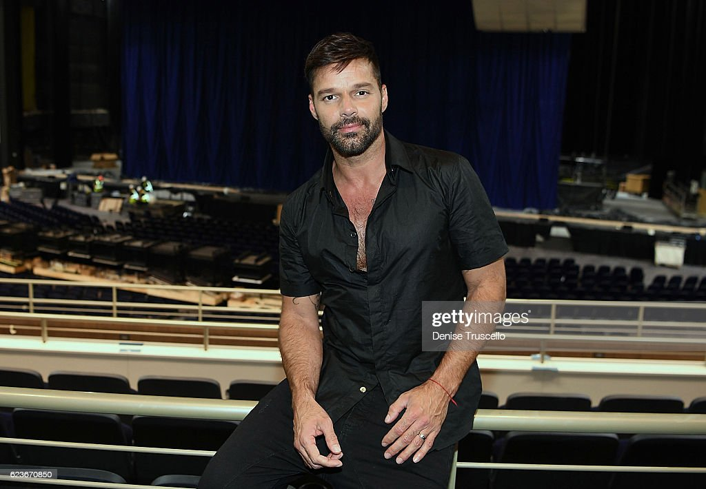 Live Nation And MGM Resorts International Announce Ricky Martin As New Resident Headliner At Park Theater At Monte Carlo