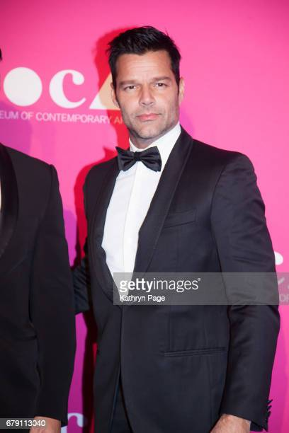 Ricky Martin attends The Museum of Contemporary Art Los Angeles Annual Gala at The Geffen Contemporary at MOCA on April 29 2017 in Los Angeles...