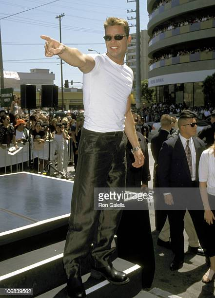 Ricky Martin during Ricky Martin Signs His Album at The Wherehouse Store in Los Angeles June 13 1999 at The Wherehouse Store in Los Angeles...
