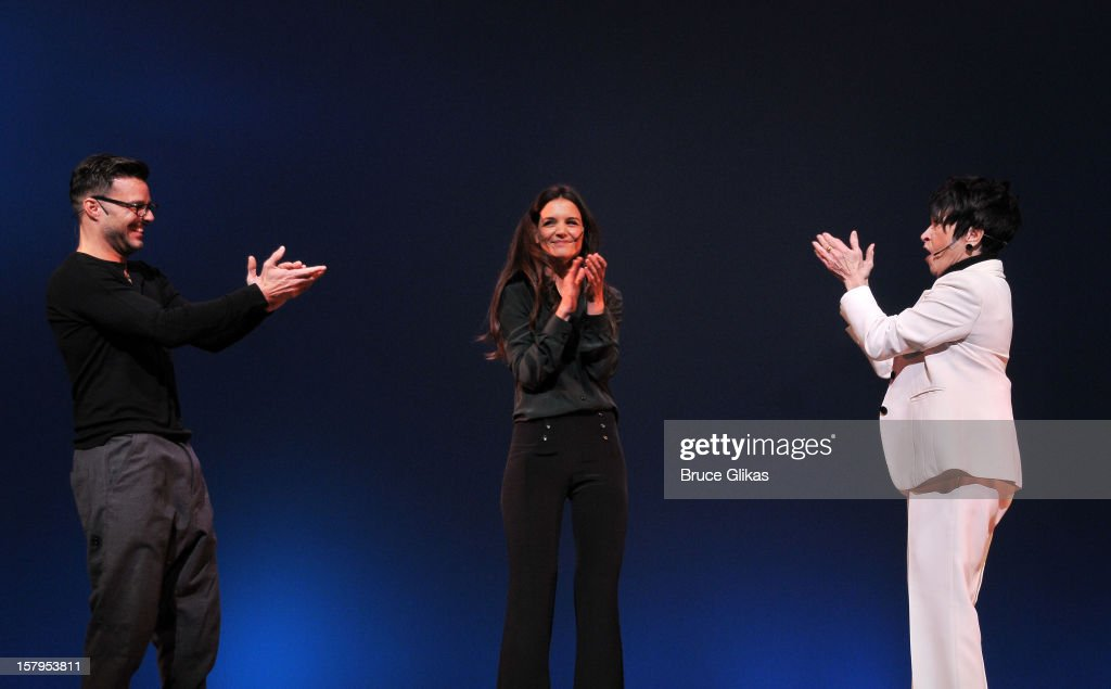 <a gi-track='captionPersonalityLinkClicked' href=/galleries/search?phrase=Ricky+Martin&family=editorial&specificpeople=160450 ng-click='$event.stopPropagation()'>Ricky Martin</a>, <a gi-track='captionPersonalityLinkClicked' href=/galleries/search?phrase=Katie+Holmes&family=editorial&specificpeople=201598 ng-click='$event.stopPropagation()'>Katie Holmes</a> and <a gi-track='captionPersonalityLinkClicked' href=/galleries/search?phrase=Chita+Rivera&family=editorial&specificpeople=206571 ng-click='$event.stopPropagation()'>Chita Rivera</a> host the 2012 Gypsy Of The Year Competition benefitting Broadway Cares Equity Fights AIDS at The New Amsterdam Theatre on December 7, 2012 in New York City.